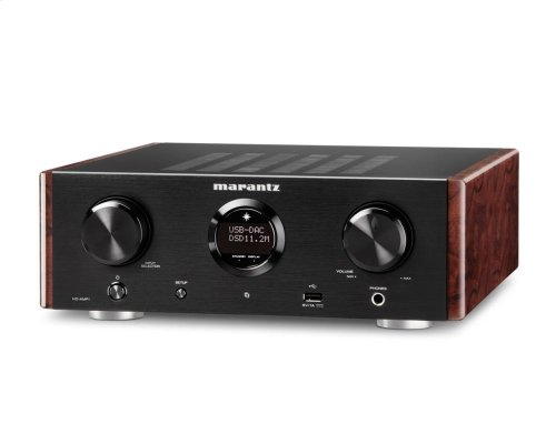 Integrated Amplifier with USB-DAC