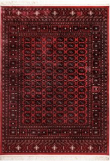 Crown Red 16227 Rug