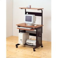 Casual Honey Computer Desk Product Image