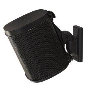 SonosBlack- Versatile, space-saving solution for your Sonos compact speaker.