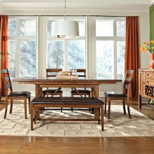 Dining - Santa Clara Trestle Dining Table