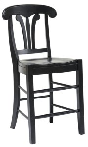 "St. Michael 24"" Napolean Style Barstool Product Image"