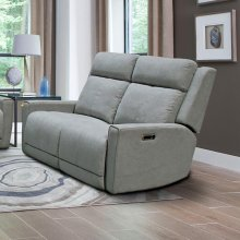 Cabo Dove Power Loveseat