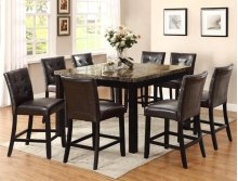 Bruce Counter Height 5PC SET (Table and 4 Chairs)