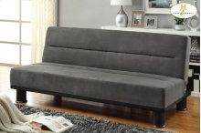 Elegant Lounger Sofa: 70.5 x 33.5 x 30.5H Bed: 70.5 x 42.25 x 15.5H
