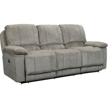 Samson Double Reclining Sofa