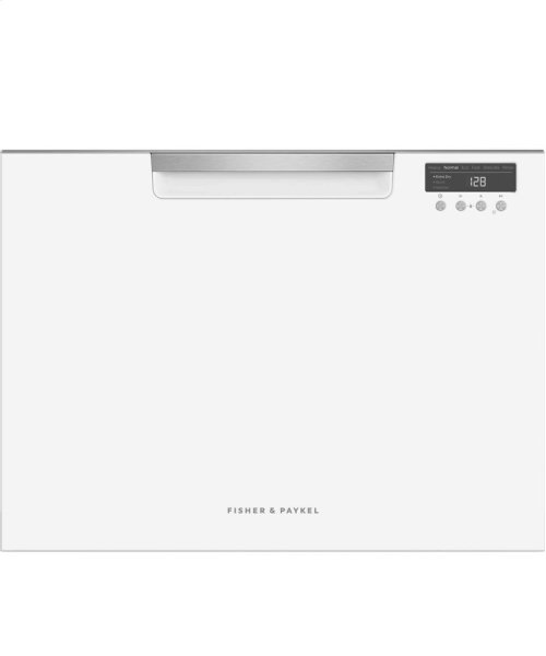 Single DishDrawer , 7 Place Settings, Sanitize (Tall)