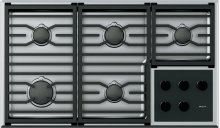 "36"" Transitional Gas Cooktop - 5 Burners"