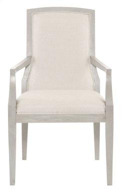 Criteria Arm Chair in Criteria Heather Gray (363)