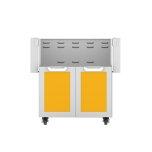 """Hestan30"""" Hestan Outdoor Tower Cart with Double Doors - GCD Series - Sol"""