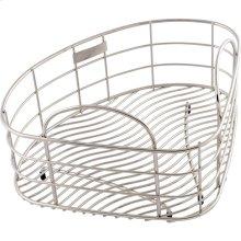 """Elkay Stainless Steel 10-7/16"""" x 10-1/16"""" x 7"""" Rinsing Basket"""
