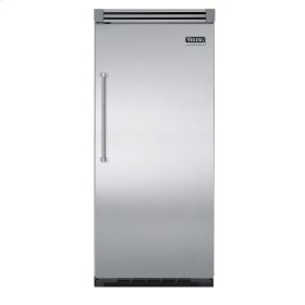 "Stainless Steel 36"" Quiet Cool™ All Refrigerator - VIRB Tru-Flush™ (Right Hinge Door)"