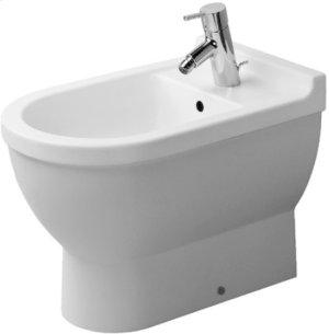White Starck 3 Bidet Floorstanding Product Image