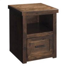 Sausalito One Drawer File Cabinet