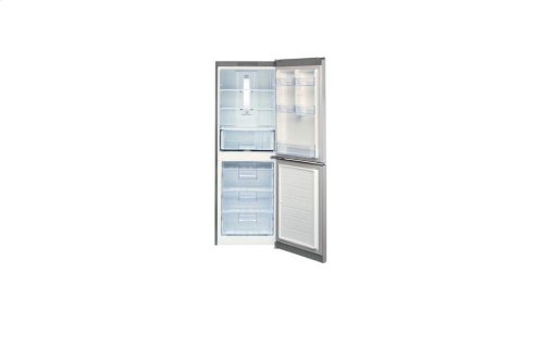 10.1 cu. ft. Capacity 2-Door Bottom Mount Refrigerator