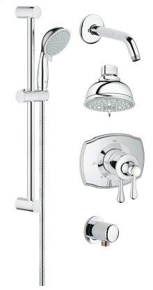 GrohFlex Shower Set Pressure Balance Valve
