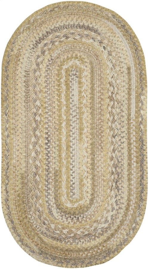 Bayview Neutral Braided Rugs (Custom)