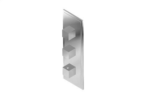 Finezza M-Series Valve Trim with Three Handles