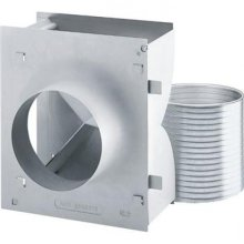 DUW20 - Recirculation kit for DA 279-4, 390, 408, 409, 5000 and 6000 series (incl. baffle and hose)