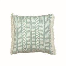 18X18 Hand Woven Kenra Pillow