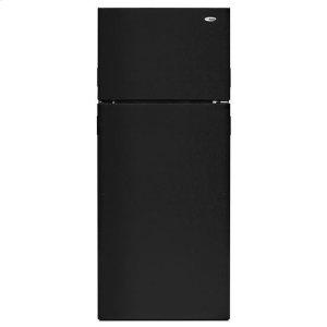 AMANA17.6 cu. ft. Top-Freezer Refrigerator with Integrated Handles - black