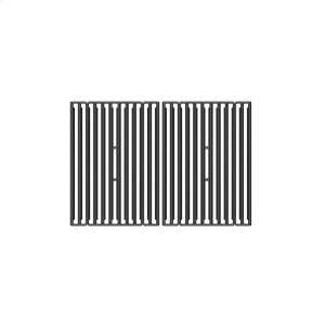 """Broil King14.8"""" X 10.75"""" Cast Iron Cooking Grids"""