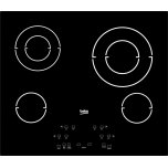 "BEKO24"" Electric Built-In Cooktop"