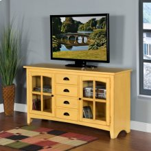 Tuscan Yellow Element TV Console
