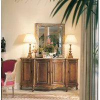 Coeur De France Bonnille Credenza With Marble Top Product Image