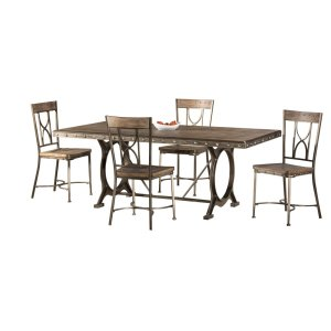 Hillsdale FurniturePaddock 5-piece Rectangle Dining Set