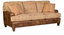 Chatham Leather/Fabric Sofa