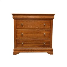 Bordeaux Bedside Chest