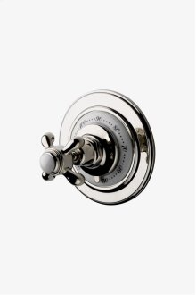 Etoile Thermostatic Control Valve Trim with Metal Cross Handle STYLE: ETTH26