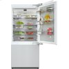 Miele Mastercool™ Fridge-Freezer With High-Quality Features And Maximum Storage Space For Exacting Demands.