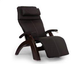 Perfect Chair PC-420 Classic Manual Plus - Espresso Top-Grain Leather - Dark Walnut