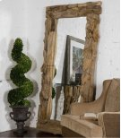Teak Root Natural Mirror Product Image