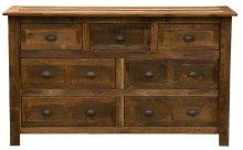 Seven Drawer Dresser - Premium