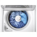 GE ®4.5 Cu. Ft. Capacity Washer With Stainless Steel Basket