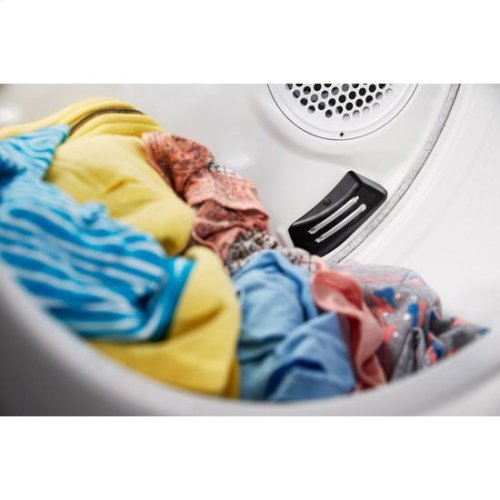 Whirlpool® 1.6 cu.ft Electric Stacked Laundry Center 6 Wash cycles and AutoDry™ - White