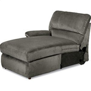 Aspen La-Z-Time® Right-Arm Reclining Chaise