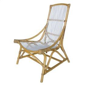 Atala Rattan Accent Chair, Natural