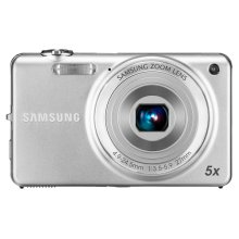 ST65 32MB 14.2 Megapixel Digital Still Camera (Silver)