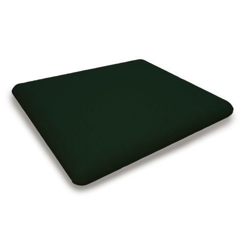 "Forest Green Seat Cushion - 20""D x 20""W x 2.5""H"