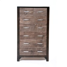 Urban Graphite 7 Drawer Chest