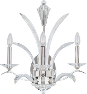 Paradise 3-Light Wall Sconce