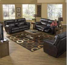Console Double Reclining Loveseat