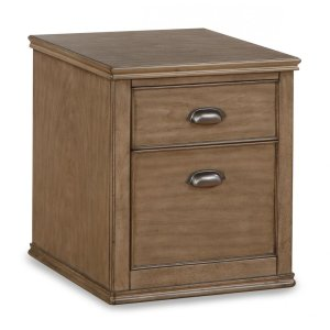 FlexsteelCamden File Cabinet with Casters