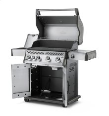 Rogue ® Special Edition 525 SIB Stainless Steel with Infrared Side Burner