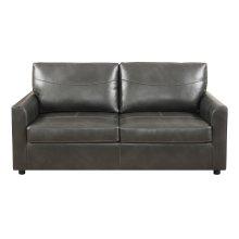 Emerald Home Slumber Full Sleeper W/gel Foam Mattress Charcoal U3215-46-13