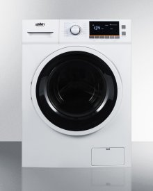 "24"" Wide Washer/dryer Combo for Non-vented Use, With 15 Lb. Wash Capacity; Replaces Spwd2200"